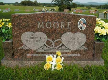 MOORE, DON O. - Boone County, Arkansas | DON O. MOORE - Arkansas Gravestone Photos