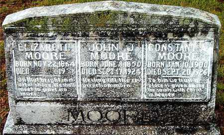 MOORE, JOHN  J. - Boone County, Arkansas | JOHN  J. MOORE - Arkansas Gravestone Photos