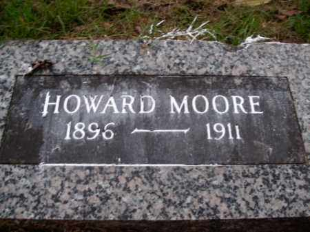 MOORE, HOWARD - Boone County, Arkansas | HOWARD MOORE - Arkansas Gravestone Photos