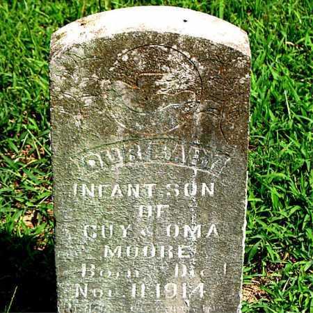 MOORE, INFANT SON - Boone County, Arkansas   INFANT SON MOORE - Arkansas Gravestone Photos