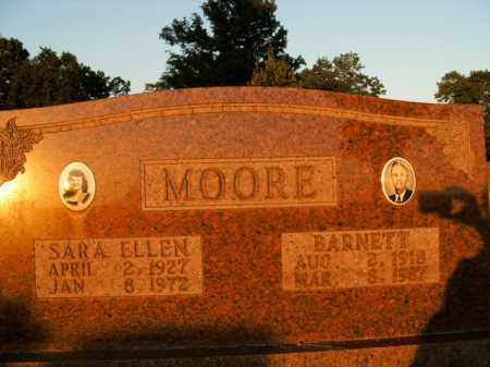 MOORE, SARA ELLEN - Boone County, Arkansas | SARA ELLEN MOORE - Arkansas Gravestone Photos
