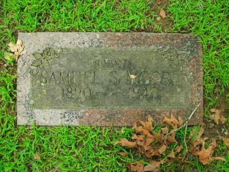 MOORE, SAMUEL S. - Boone County, Arkansas | SAMUEL S. MOORE - Arkansas Gravestone Photos