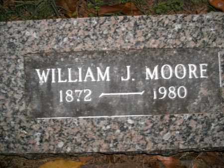 MOORE, WILLIAM JOSEPH - Boone County, Arkansas | WILLIAM JOSEPH MOORE - Arkansas Gravestone Photos