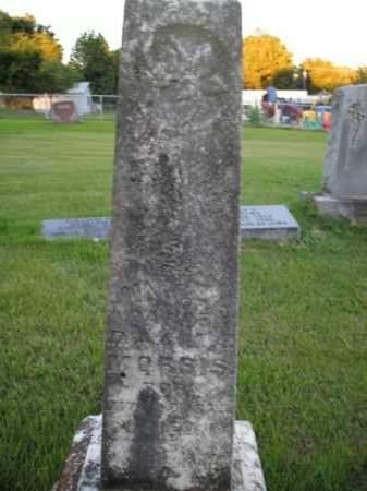 MORRIS, ANNA E. - Boone County, Arkansas | ANNA E. MORRIS - Arkansas Gravestone Photos