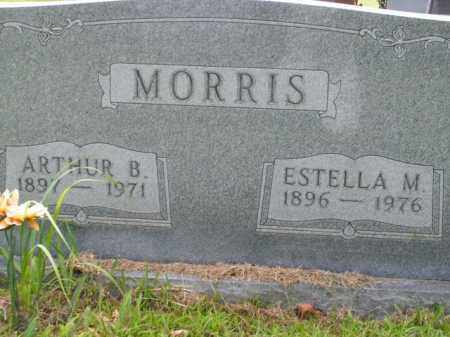 MORRIS, ESTELLA M. - Boone County, Arkansas | ESTELLA M. MORRIS - Arkansas Gravestone Photos