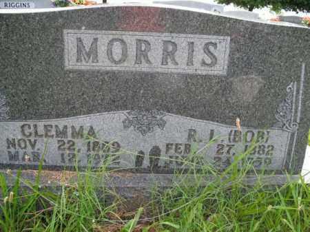 MORRIS, R. L. (BOB) - Boone County, Arkansas | R. L. (BOB) MORRIS - Arkansas Gravestone Photos