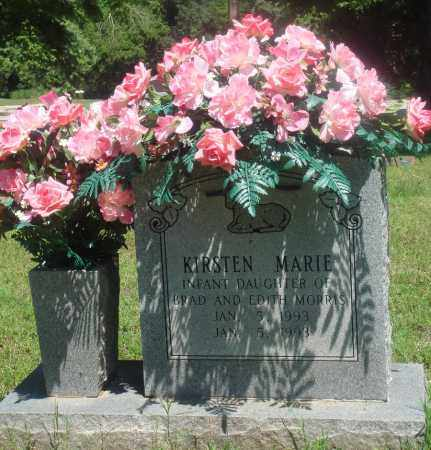 MORRIS, KRISTEN MARIE - Boone County, Arkansas | KRISTEN MARIE MORRIS - Arkansas Gravestone Photos