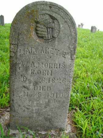 MORRIS, MARGARET E. - Boone County, Arkansas | MARGARET E. MORRIS - Arkansas Gravestone Photos