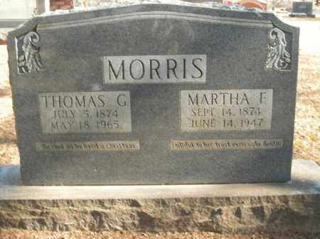 MORRIS, THOMAS G. - Boone County, Arkansas | THOMAS G. MORRIS - Arkansas Gravestone Photos