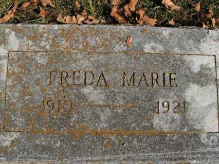 MOSS, FREDA MARIE - Boone County, Arkansas | FREDA MARIE MOSS - Arkansas Gravestone Photos