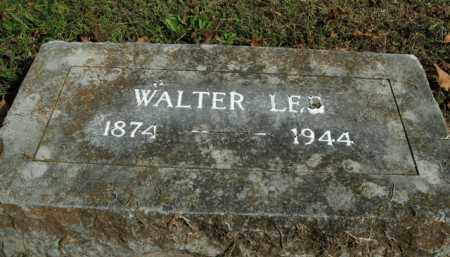 MOSS, WALTER LEE - Boone County, Arkansas | WALTER LEE MOSS - Arkansas Gravestone Photos