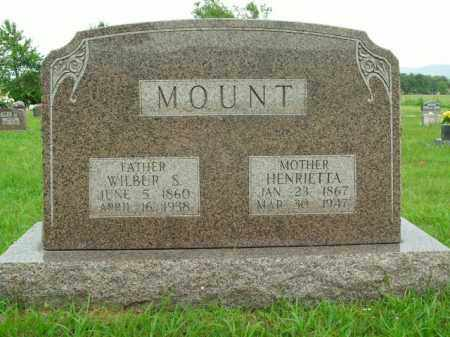 MOUNT, HENRIETTA - Boone County, Arkansas | HENRIETTA MOUNT - Arkansas Gravestone Photos