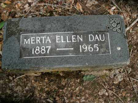MULFORD, MERTA ELLEN - Boone County, Arkansas | MERTA ELLEN MULFORD - Arkansas Gravestone Photos