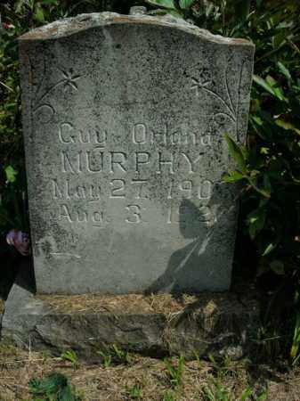 MURPHY, GUY ORLAND - Boone County, Arkansas | GUY ORLAND MURPHY - Arkansas Gravestone Photos