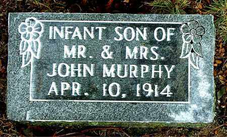 MURPHY, INFANT  SON - Boone County, Arkansas | INFANT  SON MURPHY - Arkansas Gravestone Photos