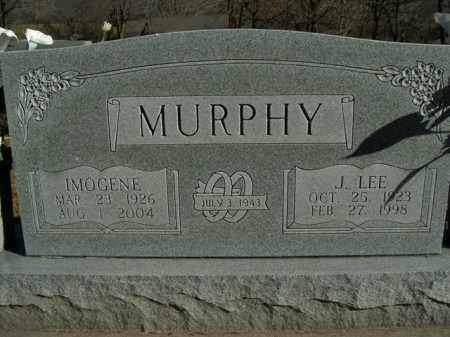 MURPHY, J. LEE - Boone County, Arkansas | J. LEE MURPHY - Arkansas Gravestone Photos