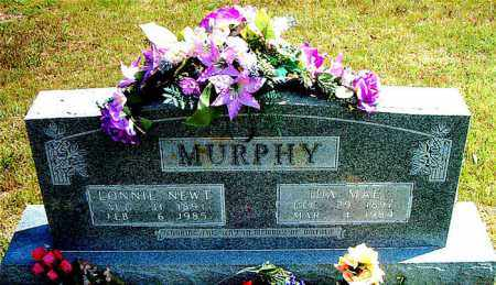 MURPHY, LONNIE  NEWT - Boone County, Arkansas | LONNIE  NEWT MURPHY - Arkansas Gravestone Photos