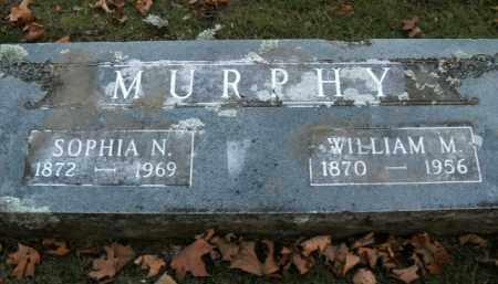 MURPHY, SOPHIA N. - Boone County, Arkansas | SOPHIA N. MURPHY - Arkansas Gravestone Photos