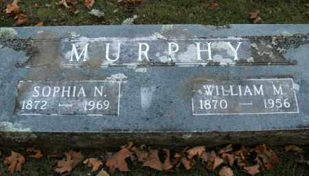 MURPHY, WILLIAM M. - Boone County, Arkansas | WILLIAM M. MURPHY - Arkansas Gravestone Photos
