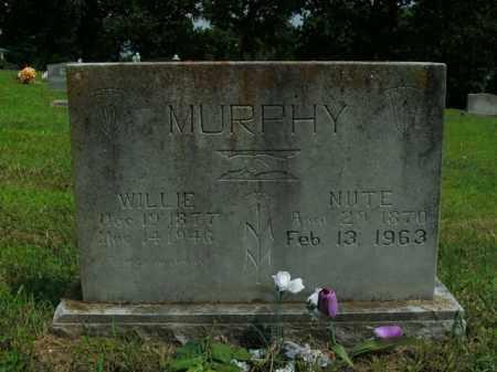 MURPHY, WILLIE - Boone County, Arkansas | WILLIE MURPHY - Arkansas Gravestone Photos