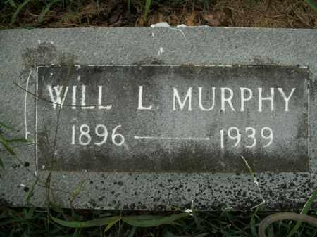 MURPHY, WILL L. - Boone County, Arkansas | WILL L. MURPHY - Arkansas Gravestone Photos