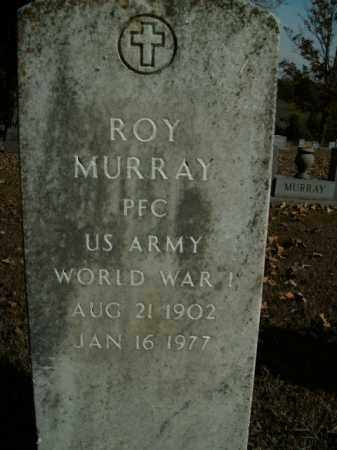 MURRAY  (VETERAN WWI), ROY - Boone County, Arkansas | ROY MURRAY  (VETERAN WWI) - Arkansas Gravestone Photos
