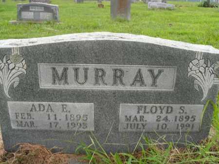 MURRAY, FLOYD S. - Boone County, Arkansas | FLOYD S. MURRAY - Arkansas Gravestone Photos