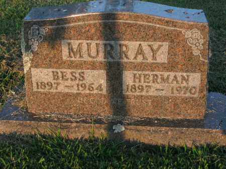 MURRAY, BESS - Boone County, Arkansas | BESS MURRAY - Arkansas Gravestone Photos