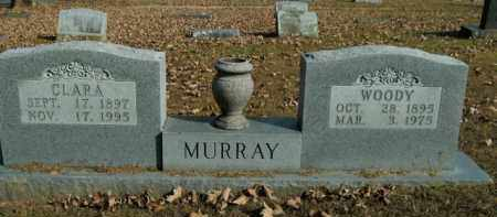 MURRAY, WOODY - Boone County, Arkansas | WOODY MURRAY - Arkansas Gravestone Photos
