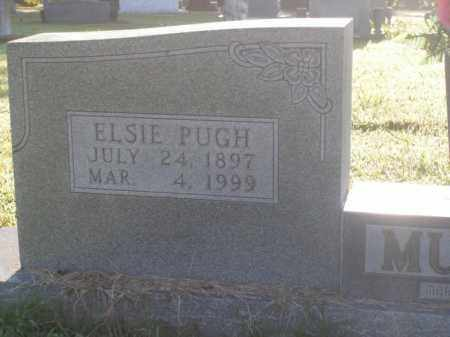 PUGH MURRAY, ELSIE - Boone County, Arkansas | ELSIE PUGH MURRAY - Arkansas Gravestone Photos