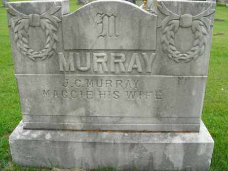 MURRAY, MAGGIE - Boone County, Arkansas | MAGGIE MURRAY - Arkansas Gravestone Photos