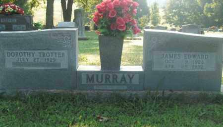 MURRAY, JAMES EDWARD - Boone County, Arkansas | JAMES EDWARD MURRAY - Arkansas Gravestone Photos