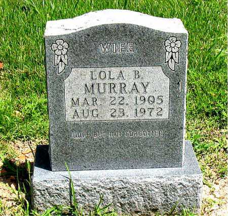 MURRAY, LOLA  B. - Boone County, Arkansas | LOLA  B. MURRAY - Arkansas Gravestone Photos