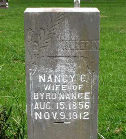 JENKINS NANCE, NANCY (CAMELIA) - Boone County, Arkansas | NANCY (CAMELIA) JENKINS NANCE - Arkansas Gravestone Photos