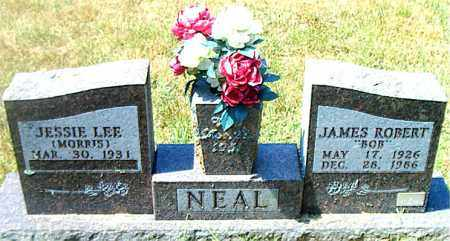 NEAL, JAMES ROBERT (BOB) - Boone County, Arkansas | JAMES ROBERT (BOB) NEAL - Arkansas Gravestone Photos
