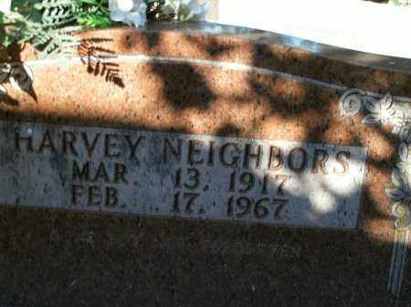 NEIGHBORS, HARVEY - Boone County, Arkansas | HARVEY NEIGHBORS - Arkansas Gravestone Photos