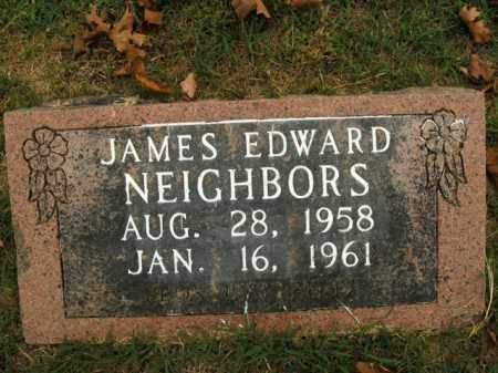 NEIGHBORS, JAMES EDWARD - Boone County, Arkansas | JAMES EDWARD NEIGHBORS - Arkansas Gravestone Photos