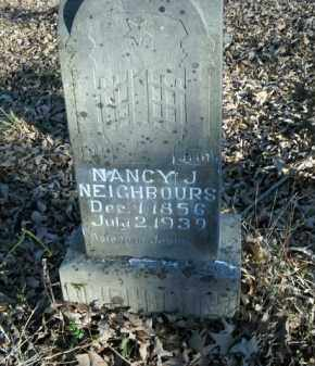 NEIGHBOURS, NANCY J. - Boone County, Arkansas | NANCY J. NEIGHBOURS - Arkansas Gravestone Photos