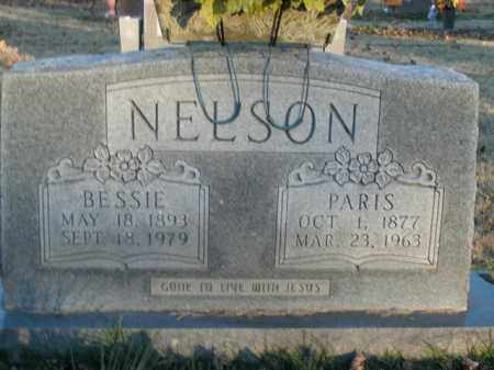 NELSON, BESSIE - Boone County, Arkansas | BESSIE NELSON - Arkansas Gravestone Photos