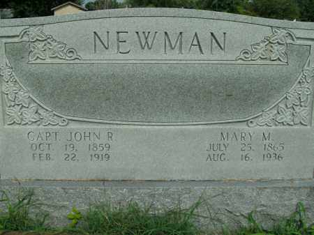 NEWMAN, MARY M. - Boone County, Arkansas | MARY M. NEWMAN - Arkansas Gravestone Photos