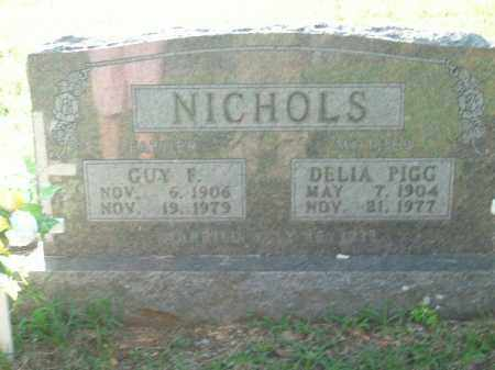 NICHOLS, DELIA MAY - Boone County, Arkansas | DELIA MAY NICHOLS - Arkansas Gravestone Photos