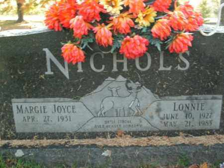NICHOLS, LONNIE - Boone County, Arkansas | LONNIE NICHOLS - Arkansas Gravestone Photos