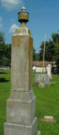 NICHOLSON, BLONDIE E. - Boone County, Arkansas | BLONDIE E. NICHOLSON - Arkansas Gravestone Photos