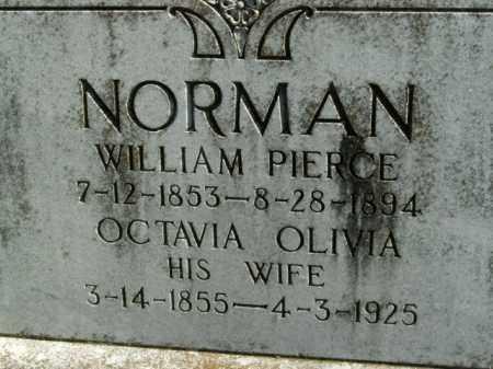 NORMAN, WILLIAM PIERCE - Boone County, Arkansas | WILLIAM PIERCE NORMAN - Arkansas Gravestone Photos