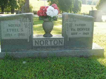 NORTON, WM. DENVER - Boone County, Arkansas | WM. DENVER NORTON - Arkansas Gravestone Photos
