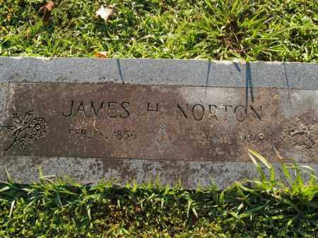 NORTON, JAMES H. - Boone County, Arkansas | JAMES H. NORTON - Arkansas Gravestone Photos