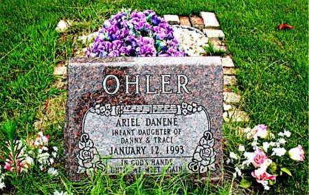 OHLER, ARIEL DANENE - Boone County, Arkansas | ARIEL DANENE OHLER - Arkansas Gravestone Photos