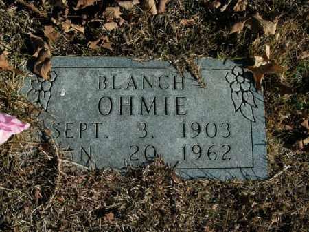 OHMIE, BLANCH - Boone County, Arkansas | BLANCH OHMIE - Arkansas Gravestone Photos