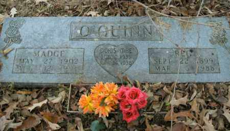 O'QUINN, DORIS MAE - Boone County, Arkansas | DORIS MAE O'QUINN - Arkansas Gravestone Photos