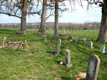 *JONES CEMETERY OVERVIEW,  - Boone County, Arkansas |  *JONES CEMETERY OVERVIEW - Arkansas Gravestone Photos